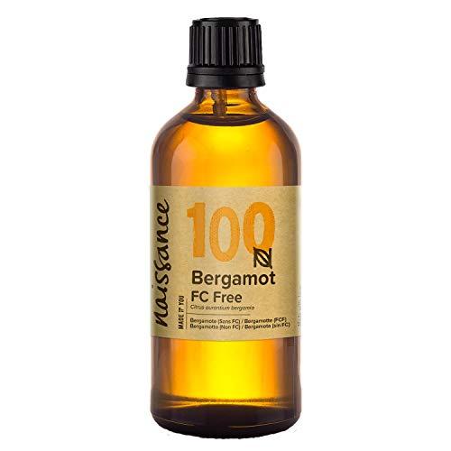 Naissance Bergamota Sin Furanocumarinas - Aceite Esencial 100% Puro - 100ml