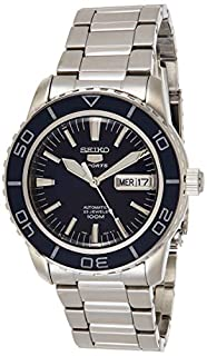 Seiko Men's Analogue Automatic Watch with Stainless Steel Strap SNZH53K1 (B0041LG08U) | Amazon price tracker / tracking, Amazon price history charts, Amazon price watches, Amazon price drop alerts