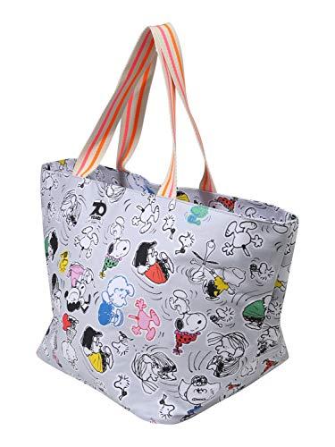 CODELLO PEANUTS Shopper mit Snoopy & Co. aus Canvas