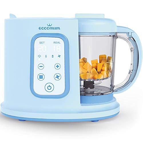 Baby Food Maker Eccomum Baby Food Processor Multi-Function...