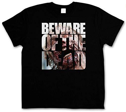 T-Shirt Beware of The Dead - The Walking Daryl Dixon Dead S M L XL XXL XXXL