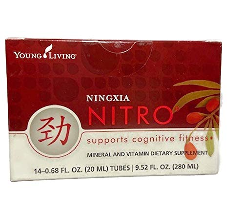 Ningxia Nitro 14 Tubes by Young Living Essentail Oils