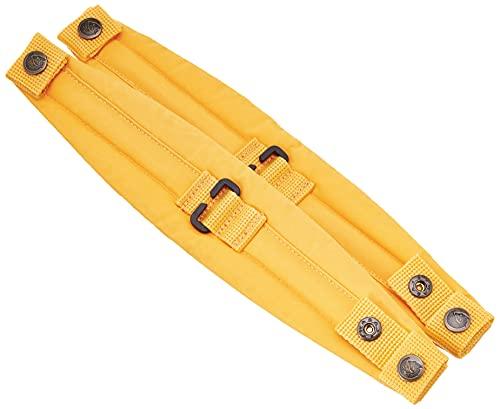 Fjällräven 23505 Kånken Shoulder Pads Accessories for bags unisex-adult Warm Yellow One Size, Einheitsgröße