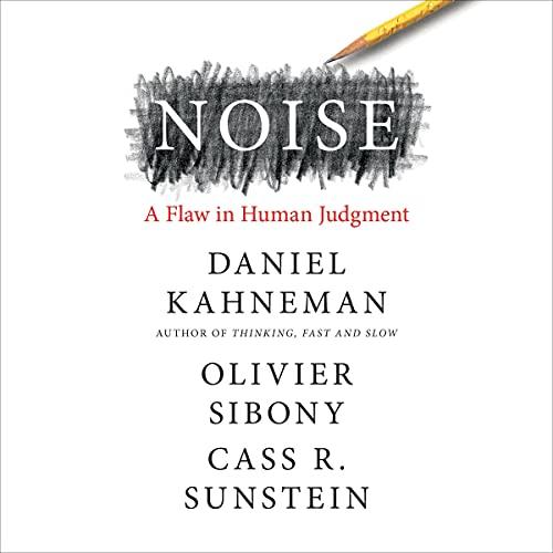 Page de couverture de Noise