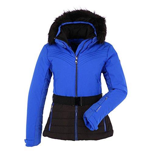 LUHTA Bieta Skijacke Damen blau schwarz (40)