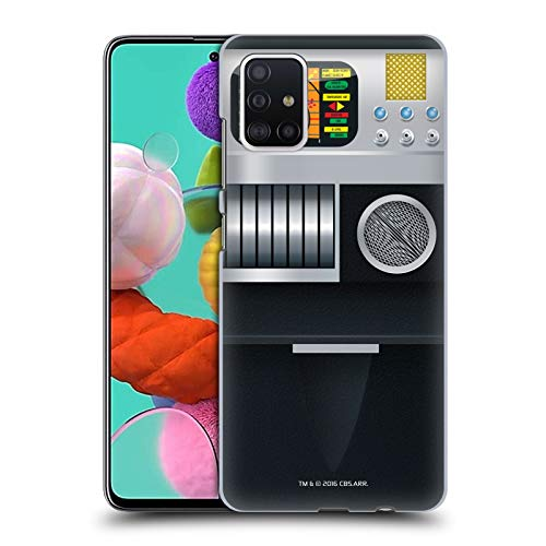 Head Case Designs Officially Licensed Star Trek Tricorder Gadgets Hard Back Case Compatible with Samsung Galaxy A51 (2019)