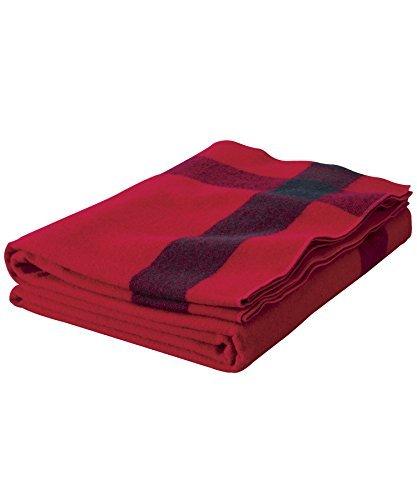 Woolrich 70 by 84-Inch Artillery Blanket by Woolrich