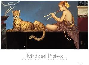 Dusk Michael Parkes Mystical Animals Print Poster 16x20
