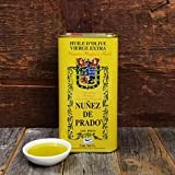1 Lata de 1 l - Nuñez de Prado - Aceite de oliva virgen extra en rama ecológico