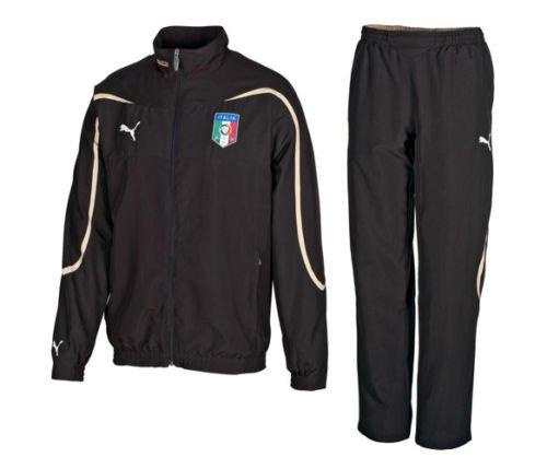 Trainingsanzug Puma italienische Nationalmannschaft Italien FIGC Darstellung Junior XXL H 176 cm