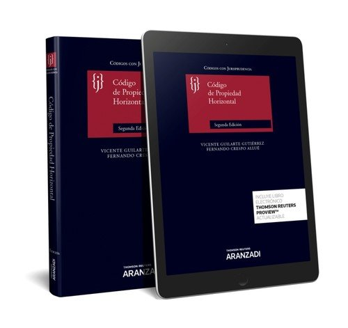 Código de Propiedad Horizontal con Jurisprudencia (Papel + e-book) (Código con Jurisprudencia)