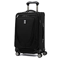 business travel gear the travelpro crew 11 suitcase