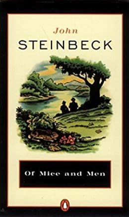 John Steinbeck: Of Mice and Men (Library Binding); 1993 Edition
