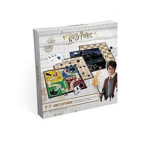 Cartamundi Multijuegos - Set Juegos Compendium Harry Potter