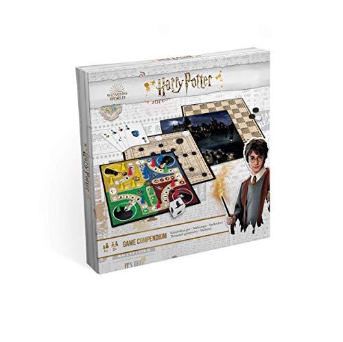 Multijuegos Harry Potter - Set Juegos Compendium Harry Potter