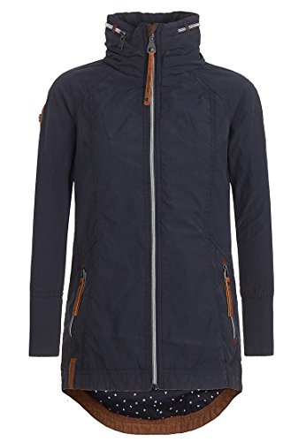 Naketano Damen Jacke Gezielt Poppen II Jacket