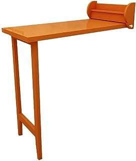 N/Z Living Equipment Table Murale Pliante en Bois Massif pour Cuisine Table de Salle à Manger de Cuisine Pliante (Couleur:...