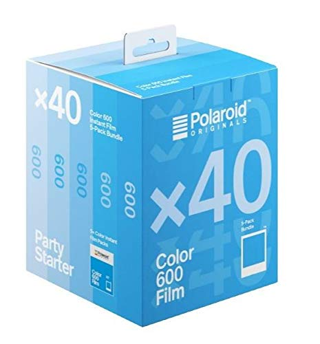 Polaroid Originals - 4962 - Color Film for i-Type – 40 Fotos Film Pack