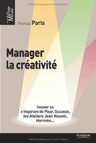 Manager la créativité