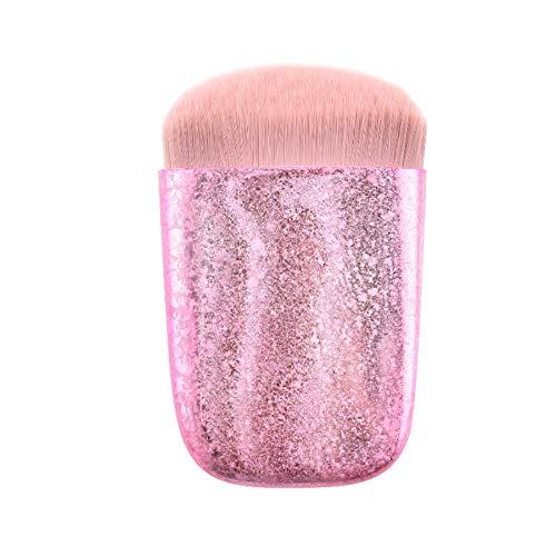 TREESTAR 1 Pièces Faciale Pinceau de beauté Costume Fond de teint Pinceau de maquillage Pinceau de beauté profession Multifonction Outils de maquillage