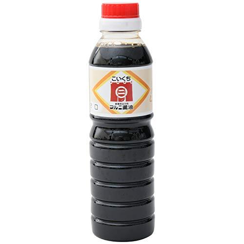 新原味噌醤油工場 マルニこいくち醤油 甘口 360ml