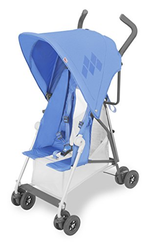 Product Image of the Maclaren Mark II Style Set Stroller- Super lightweight, extended hood, compact,...