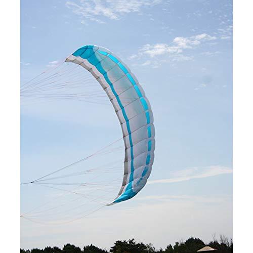 ZSYF Cometa Kite Kite De Gran Tamaño De 3.5 Metros Cuadrados para Kitesurf para Kitesurf De Potencia con Barra De Control Y Cometa De Albatros
