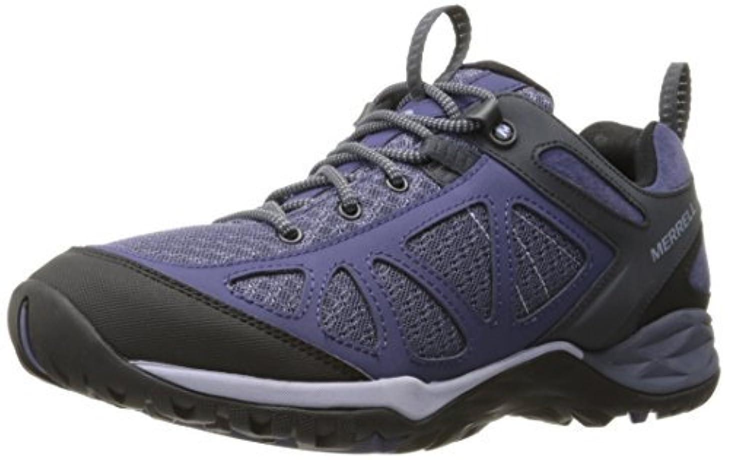 自転車ランタンあえぎMerrell Women's Siren Sport Q2 Hiking Shoe Crown Blue 8 M US [並行輸入品]
