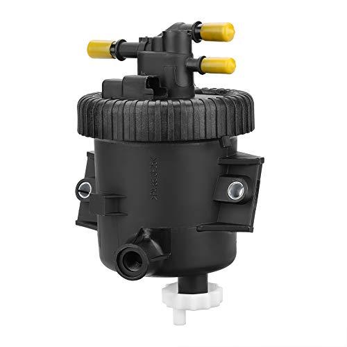 KIMISS Filtro de combustible del coche con Carcasa del filtro de combustible para 206 306 307 2.0 HDi