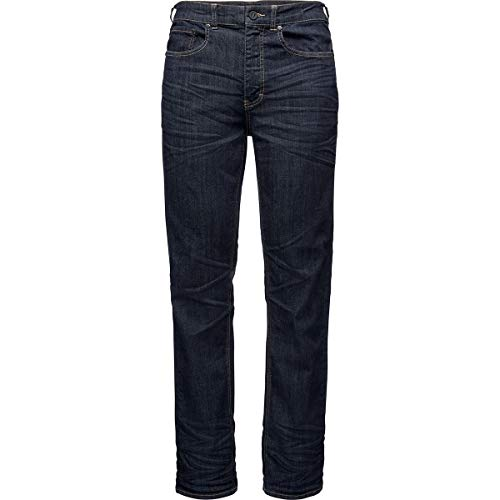 Black Diamond Pantalon de Compression, Indigo, 31W/ 32L Mixte