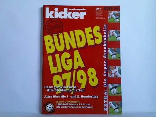 Sonderheft: Bundesliga 1996/97