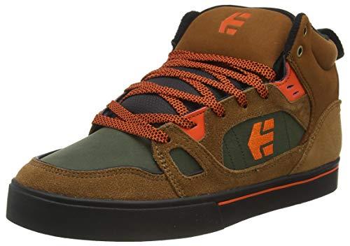 Etnies Herren Agron Sneaker, Braun Schwarz, 42 EU