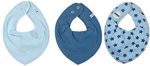 Pippi Écharpe bébé fille 0-24 mois - Bleu - Taille Unique