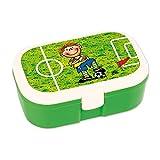 Lutz Mauder Lutz Mauder10603 Fritz Flanke (Fußball), Lunchbox, mehrfarbig