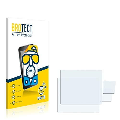 BROTECT Protector Pantalla Anti-Reflejos Compatible con Sony Alpha 900 (DSLR-A900) (2 Unidades)...