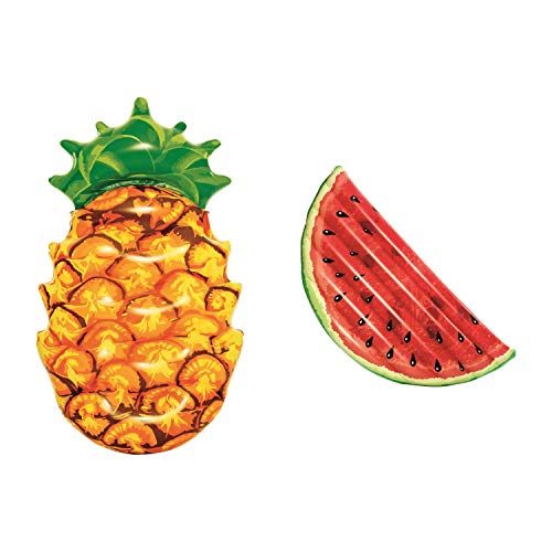 Bestway Luftmatratze Sommerfrüchte, sortiert