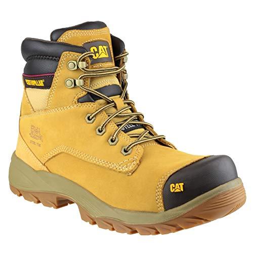 Caterpillar Spiro - Chaussures Montantes de sécurité - Homme (42 EU) (Miel)