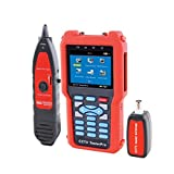 ZSR-haohai NF-707 CCTV Tester CCTV Video Tester funzioni con PTZ & RS485 Controllo e Optical Power Meter