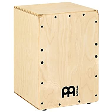 Meinl Percussion Compact Baltic Birch Jam Cajon with Snares (JC50B)