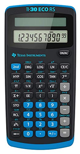 Texas Instruments TI 30 ECO RS rekenmachine