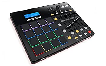 Akai Professional MPD226 | 16-Pad USB/MIDI Pad Controller With Full Complement of Fully-Assignable Production-Ready Controls