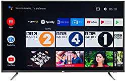 BPL 123 cm  4K Ultra HD Official Android LED Smart TV T49AU26A