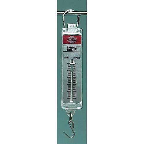 Ajax Scientific ME495-1000 Spring Balance 1 kg//10 N Weight Capacity