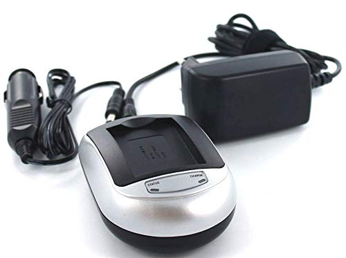 Akkuversum Ersatz Ladegerät kompatibel mit SILVERCREST SCA 5.00 A1 Ersatznetzteil Stromversorgung Camcorder Videokamera