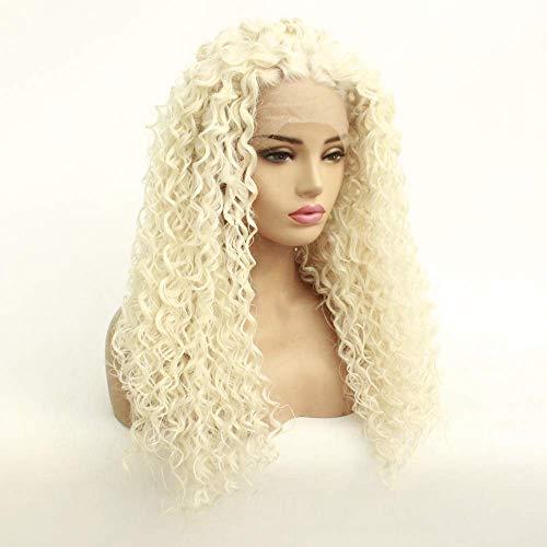 LDSBGJ Golden Small Volume Front Lace Chemische vezel Head Cover Foam Roll Hoge temperatuur zijden pruik Cover