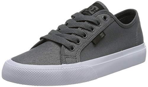 DC Shoes Herren Dc Shoes Manual - für Herren Sneaker, Grey, 37 EU
