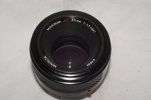 Minolta MAXXUM a.f. 50mm 1:1.7 (22)
