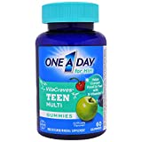 Best Teen Vitamins - One A Day VitaCraves Teen for Him Multivitamin Review
