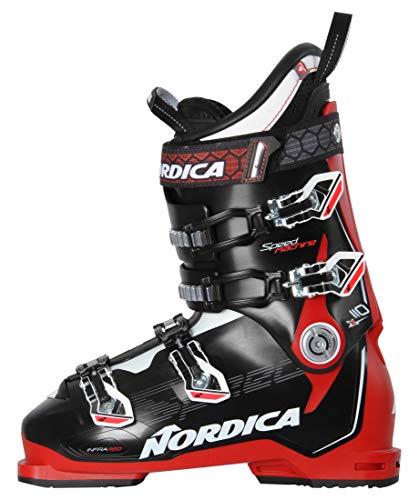 Nordica Herren Skischuhe Speedmachine 110 X schwarz/rot (701) 30,5