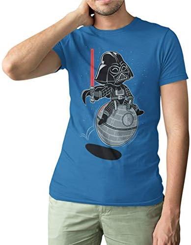 Camisetas Azul Royal La Colmena, 154 - Bouncy Star